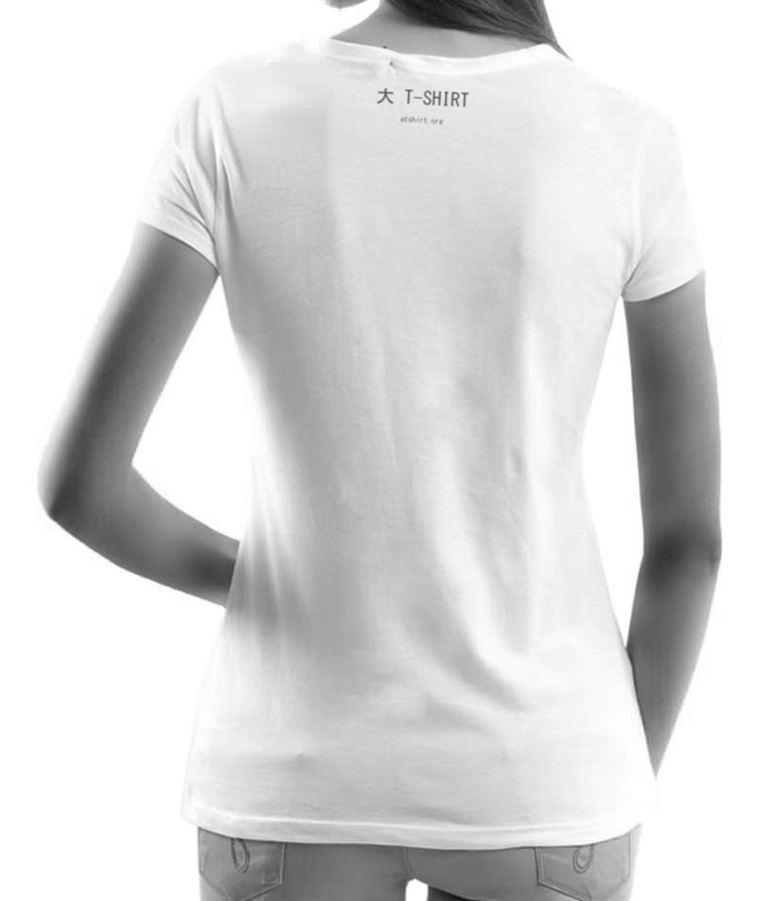 T shirt women back