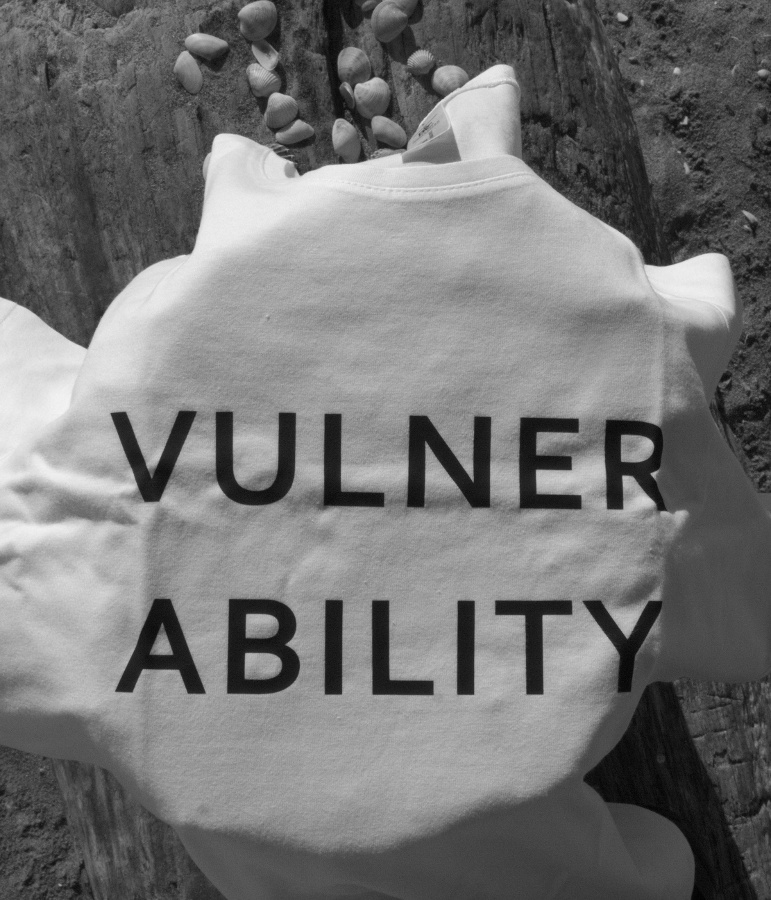 Vulnerability T shirt zoom