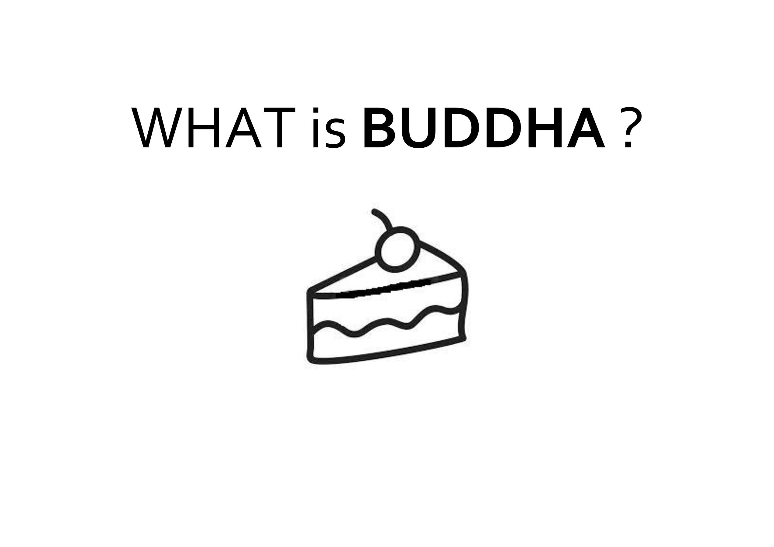 What is Buddha project